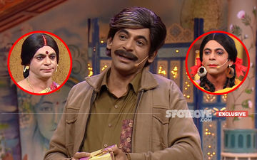"Sunil Grover Declares, ""After Gutthi And Rinku Bhabhi, I Now Have A New Name - Khurana Sahab"""