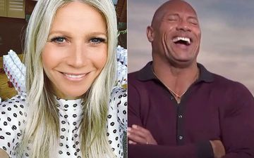 Dwayne Johnson Reacts To Gwyneth Paltrow's Vagina Candle: 'Tried Making These But Kept Burning My B*lls'