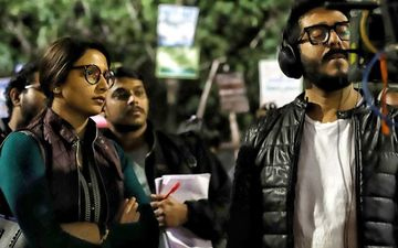 Habji Gabji: Raj Chakraborty Shares Behind The Scene Pictures From The Set