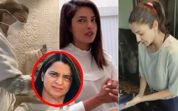 Kangana Ranaut's Sister Rangoli Slams Deepika Padukone, Anushka Sharma, Priyanka Chopra's #SafeHandsChallenge; Calls It 'Lame'