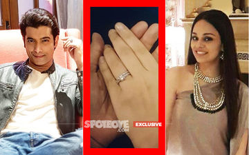 Hand-in-Hand, Ripci Bhatia Says 'Yes' To Ssharad Malhotra's Marriage Proposal; Goes On To Flaunt Her Ring
