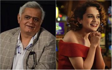 Hansal Mehta Dismisses Claims Of Not Being On Good Terms With Kangana Ranaut After Simran; Asks: 'Disagreements Mean Not On Good Terms?'