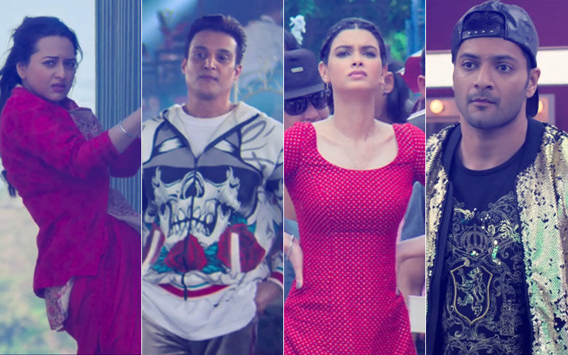 Happy Phirr Bhag Jayegi Trailer: Sonakshi Sinha, Diana Penty, Ali Fazal, Jimmy Sheirgill's Comic Timing Is Unbeatable