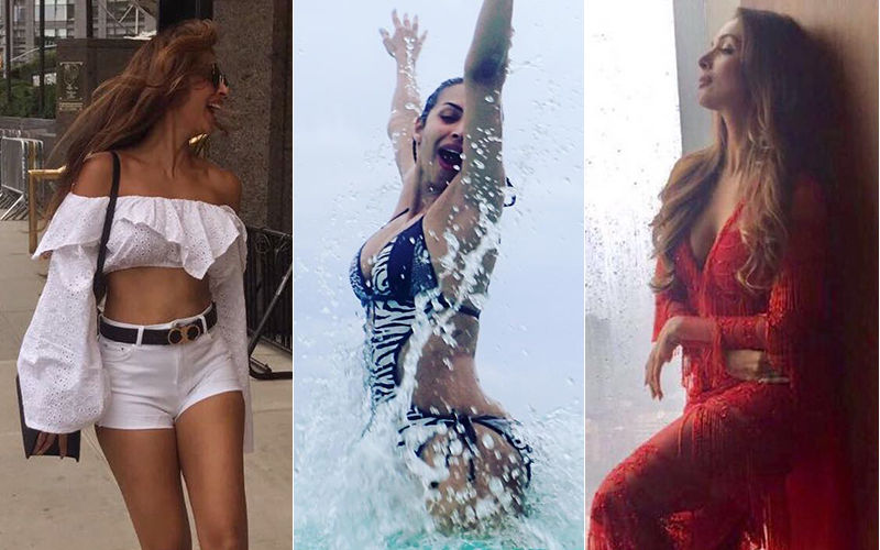 Happy Birthday, Malaika Arora: 9 Sexy Pics Of The Leggy Lass, Can You Believe She Is 45?