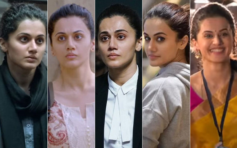 Happy Birthday Taapsee Pannu: Five Times The Actress Left A Lasting Impact With Her Strong On Screen Characters