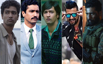 Happy Birthday Vicky Kaushal: Bollywood's Rising Star's Five High-On-Josh Performances!