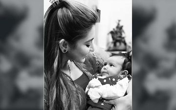 Happy Children's Day 2019: Oindrila Shares Her Childhood Pic With Mother On Instagram