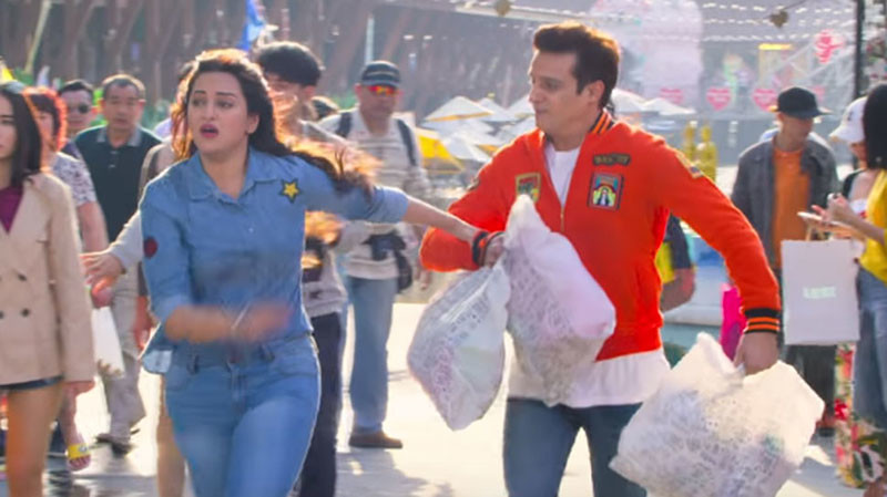 happy phirr bhag jayegi movie review 2