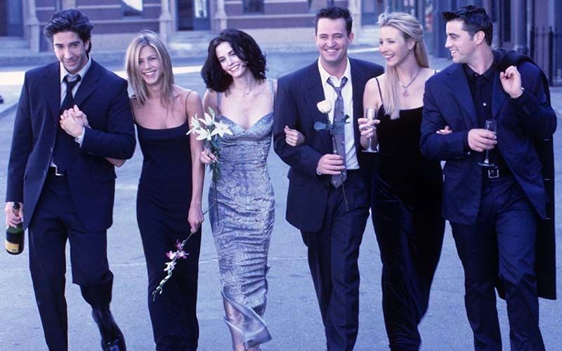 Happy Tears! Rachel Jennifer Aniston Confirms The Reunion Of The FRIENDS Gang, Says 'We Laughed So Hard'