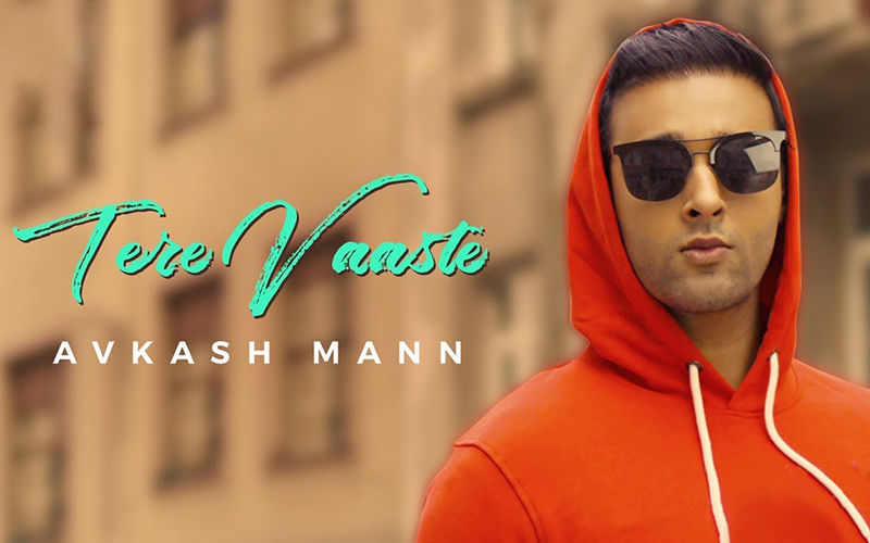 Harbhajan Mann's Son Avkash's Debut Song 'Tere Vaaste' Is Out Now, Receives Amazing Response From Music Lovers