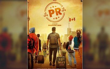 Harbhajan Mann Starrer Film 'PR' First Look Poster Released
