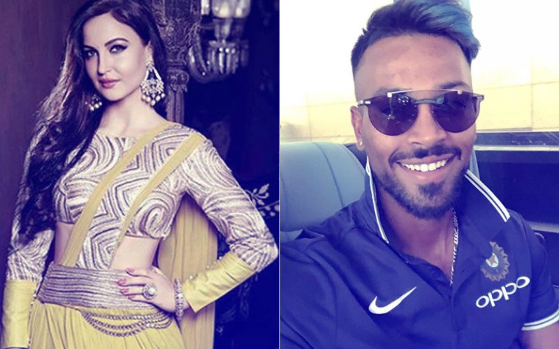Elli Avram-Hardik Pandya AFFAIR: Actress FINALLY Opens Up!