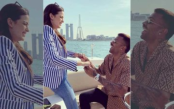 Hardik Pandya-Natasa Stankovic Engaged: Twitterverse Erupts With Hilarious Memes