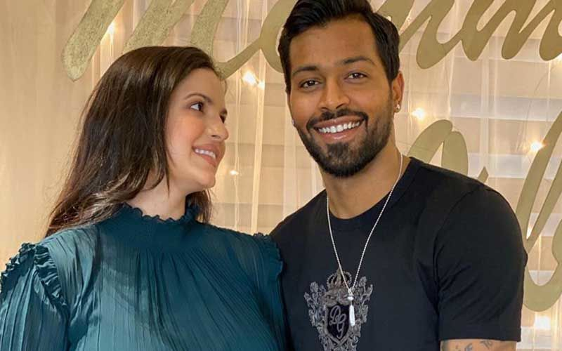 Parents-To-Be Natasa Stankovic - Hardik Pandya Prep Up For Little One's Arrival; Couple Is Busy 'Checking Toys For Baby' – PIC INSIDE