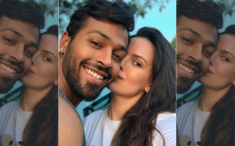 Natasa Stankovic's Loved-Up Picture With Hardik Pandya Removed By Instagram For A Rather Bizarre Reason; Lady Cannot Believe It
