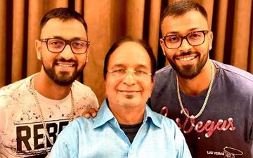 Hardik And Krunal Pandya's Father Himanshu Pandya Passes Away Due To Cardiac Arrest