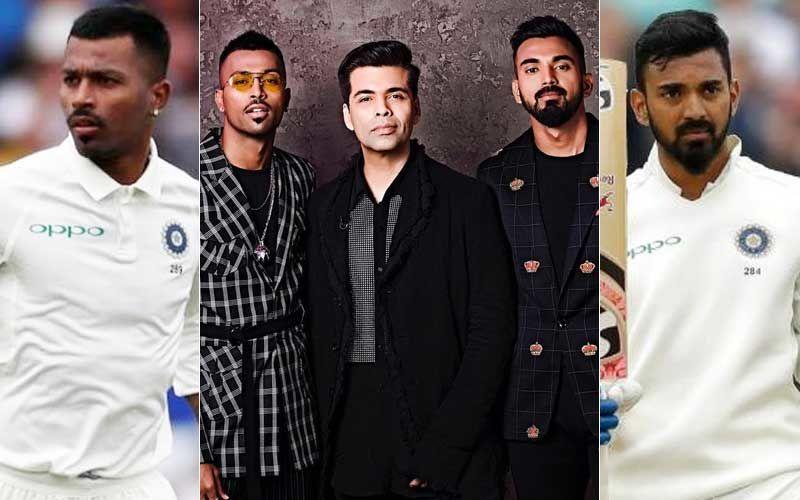 क्रिकेटर्स हार्दिक पांड्या और के एल राहुल को BCCI ने भेजा शो कॉज नोटिस, 24 घंटे में देना होगा जवाब