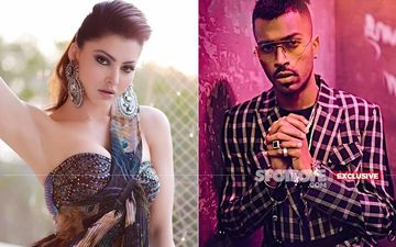 Urvashi Rautela Pestered Cricketer Hardik Pandya For India Vs Pakistan World Cup 2019 Match Passes?
