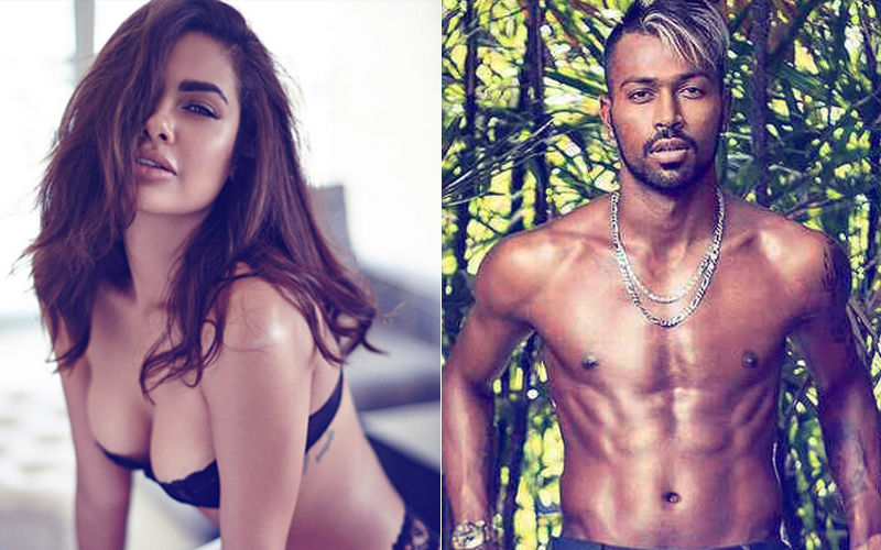 Are Esha Gupta & Hardik Pandya Dating?