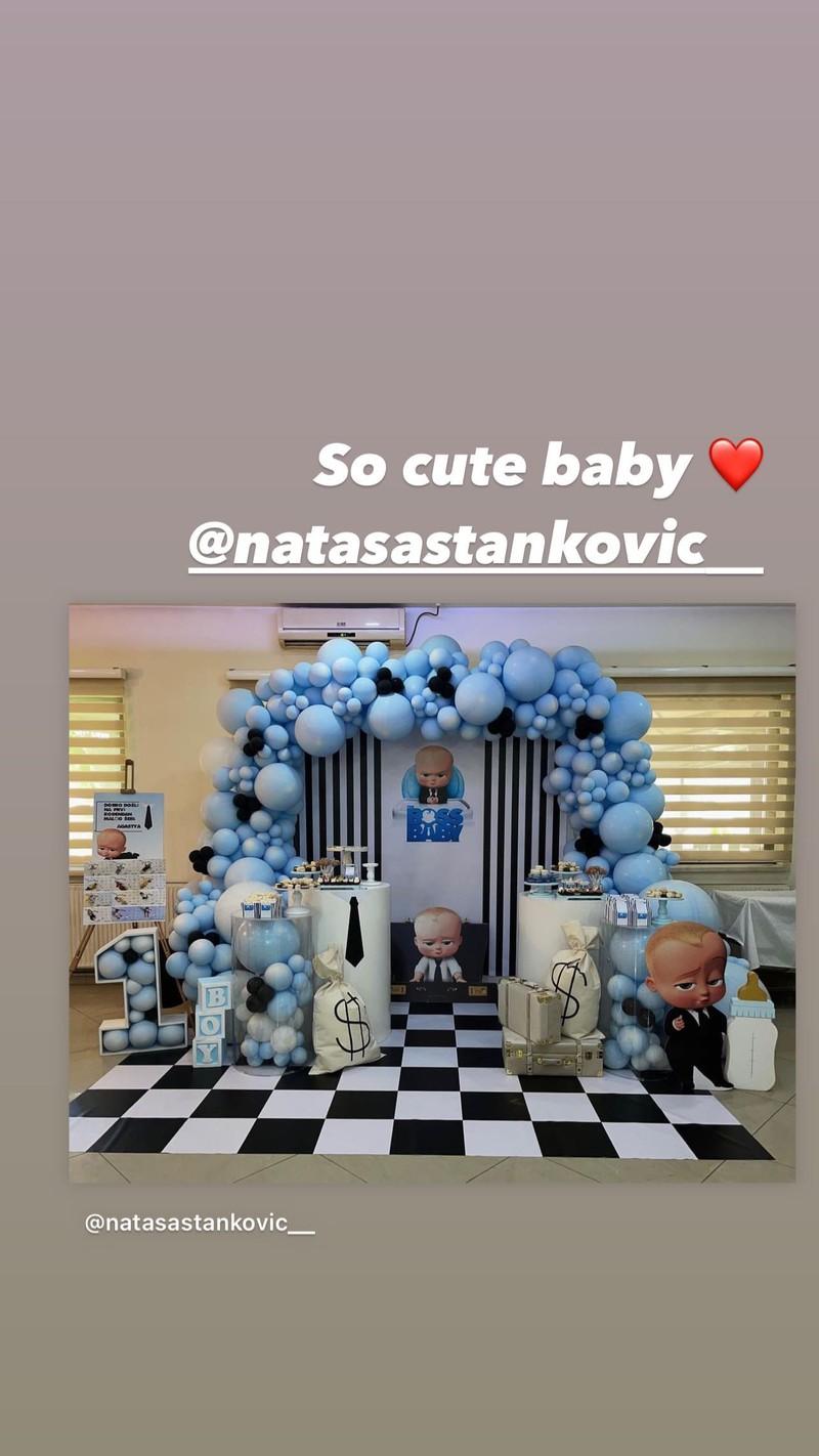 Hardik Pandyas Instagram stories