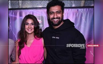 Has Harleen Sethi Gone To Barcelona To Ease The Pain Caused By Break-Up With Vicky Kaushal?- EXCLUSIVE