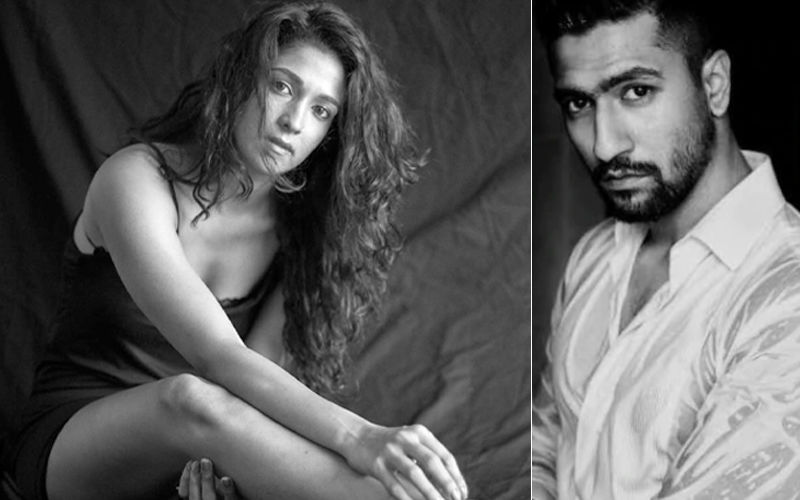 "After Parting Ways With Vicky Kaushal, Harleen Sethi Writes, ""Break-Ups Don't Break Me"""