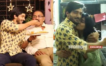 Happy Diwali 2019: Nazar Actor Harsh Rajput Turns Chef For Family And SpotboyE.com- EXCLUSIVE