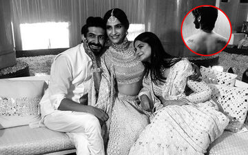 Harshvardhan Kapoor Gets Sister Sonam Kapoor And Rhea's Name Tattooed; His Gesture Is Winning The Internet, View Picture