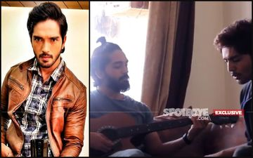 Nazar Actor Harsh Rajput Launches His YouTube Channel; Dedicates First Video To A Special Someone- EXCLUSIVE