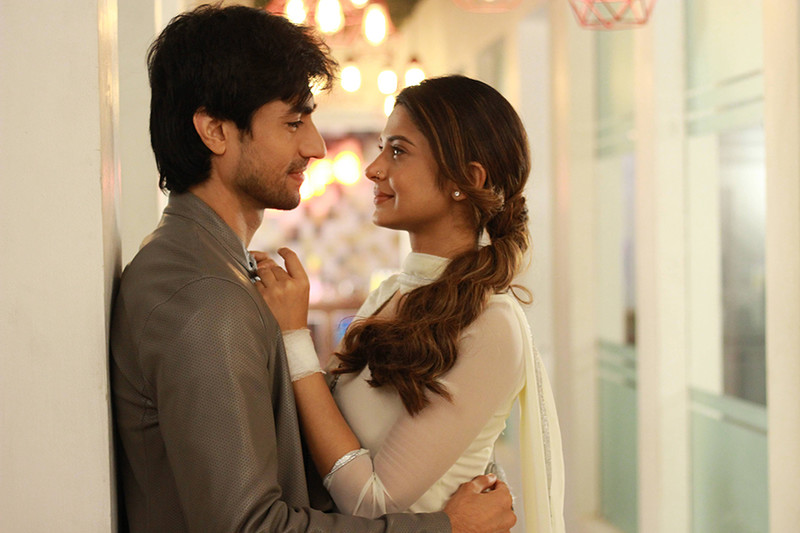 harshad chopra and jennifer winget in bepannah
