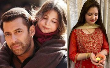 Salman Khan's Bajrangi Bhaijaan Co-Star Harshaali AKA 'Munni' Leaves Fans Surprised As She Posts Diwali Pictures: 'Munni Itni Badi Ho Gayi'