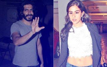 Harshvardhan Kapoor Spotted Leaving Sara Ali Khan's House At 5 AM!