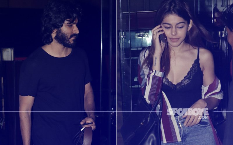 What's Brewing? Harshvardhan Kapoor Dines With Pooja Bedi's Daughter Aalia