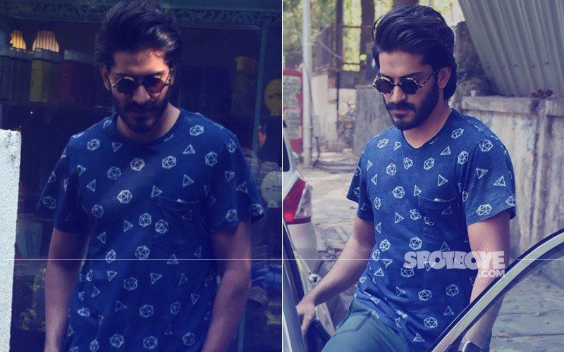 Harshvardhan Kapoor Looks Crisp Post Salon Visit