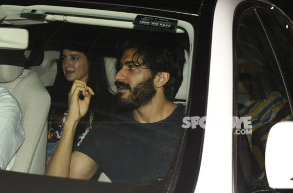 Isabelle Kaif And Harshvardhan Kapoor