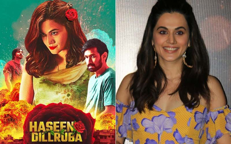 Haseen Dillruba: Taapsee Pannu On The Success Of Her First OTT Release; Says 'I Am Thankful To Audiences For The Love They Have Poured On This Film And Me'