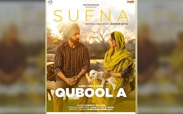 Hashmat Sultana's New Single 'Qubool a' Playing Exclusively On 9X Tashan