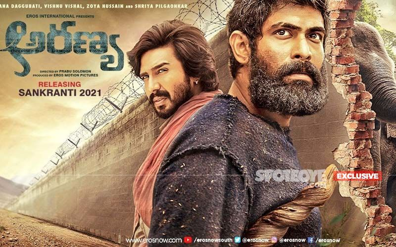 Rana Daggubati Starrer Haathi Mere Saathi Doomed By Its Length? Hindi Version To Be Cut By 30 Mins- EXCLUSIVE