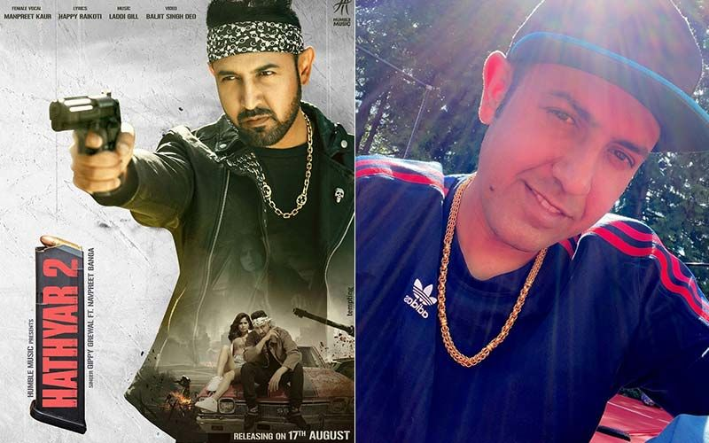 Hathyar 2: Gippy Grewal Enthrals Everyone With The First Song Of His Album 'Limited Edition'; Details Inside
