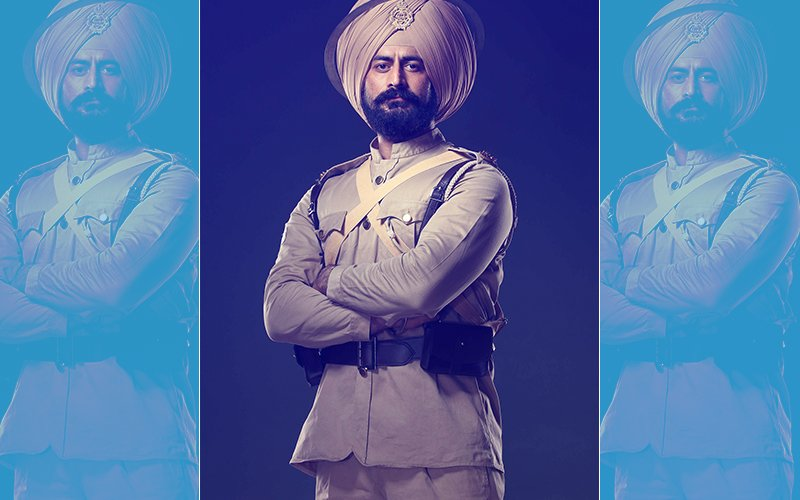 Here's Mohit Raina's First Look As Havildar Ishar Singh