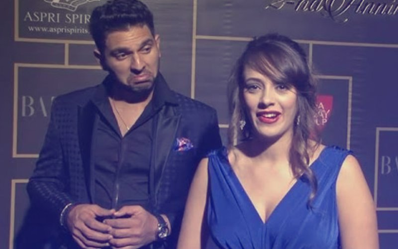 Why Are People Laughing At Yuvraj Singh's Wife Hazel Keech?