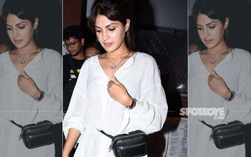 Rhea Chakraborty To Be Released From Byculla Jail? Mumbai Court To Pronounce Verdict On Actress' Bail Plea Tomorrow