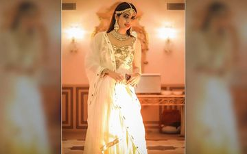 Heena Panchal's Bridal Look On Instagram, Is It A Hint Of Wedding Bells?