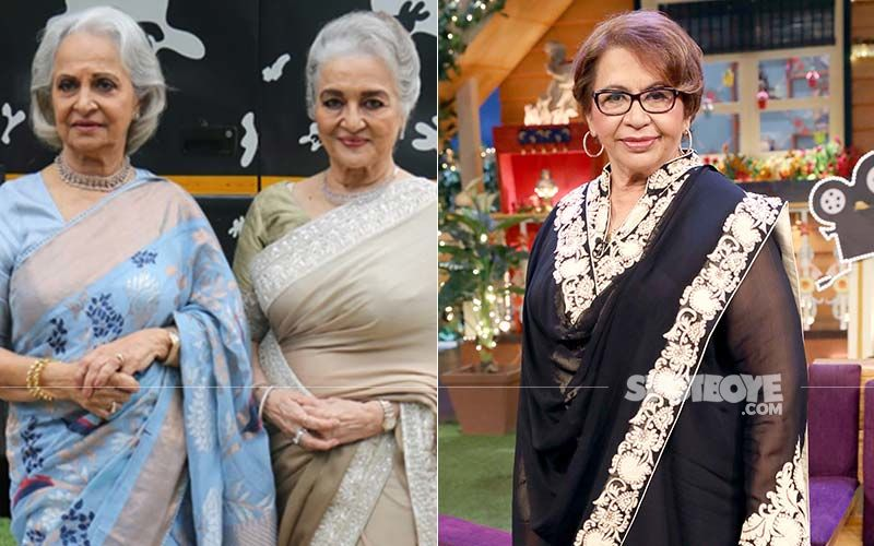 """Asha Parekh On Her Viral Pictures With Waheeda Rehman And Helen, """"I Was Very Upset With Those Holiday Pictures  Of Ours"""" - EXCLUSIVE"""