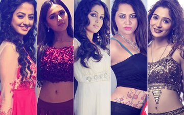 """Rules Are Meant To Be Broken,"" Say TV Hotties Helly Shah, Tejasswi Prakash, Shubhangi Atre, Arshi & Sara Khan"