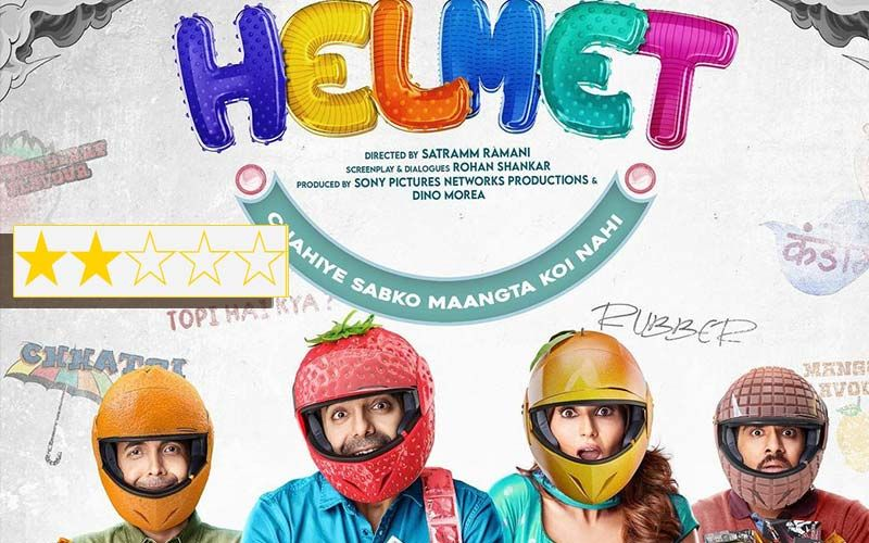 Helmet Review: Aparshakti Khurana And Pranutan Bahl's Social Drama Is A Cold Splash To A Hyped Genre Film!