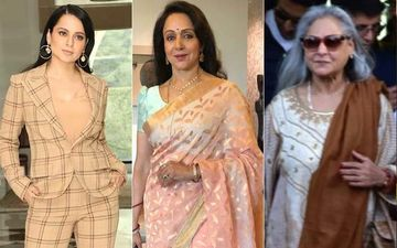 Hema Malini Backs Jaya Bachchan's Statement In The Parliament; Squashes Kangana Ranaut's Claims Of Bollywood Drug Mafia