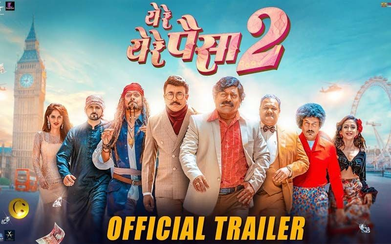 'Ye Re Ye Re Paisa 2' Trailer Gets A Whopping 2 Million Views On YouTube