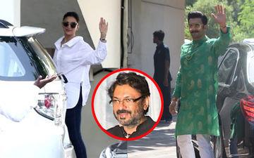 """""""Bhansali Sir, Shaadi Mein Zaroor Aana. Aap Na Hote, Toh Hamara Pyaar Na Hota"""". Is This What Deepika-Ranveer Told Him?"""