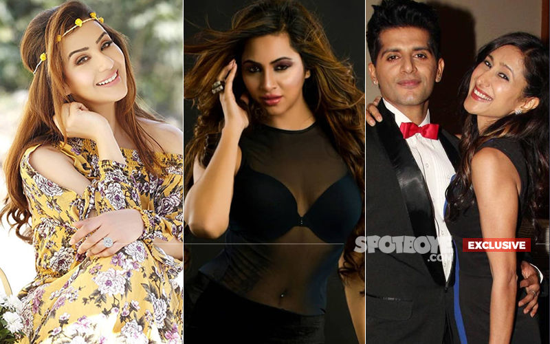 Arshi Khan Reacts To Shilpa Shinde Mocking Karanvir Bohra And Teejay Sidhu